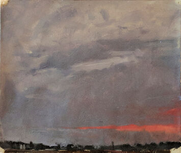 Millbach Sunrise: April 22, 2014