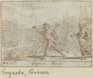 Ergasto and Corisca