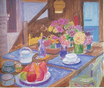 Eudora Room, October