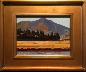 Mount Tamalpais from Richardson Bay