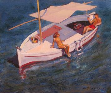 Sol solet, barca