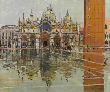 Agua Alta S. Marco, Venice