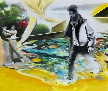 Bob Dylan, Yahya Kemal, Karakoy
