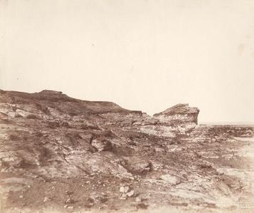 View of Terrain near Gebel Abousir, Second Cataract, Egypt
