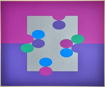 # 3 Court (Magenta/Purple)