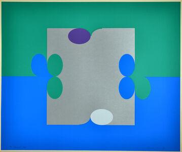 #3 Court (Blue/Green)