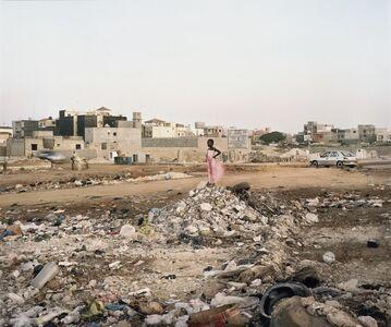 Girl in Pink Dress, Senegal