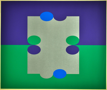1 # 3 Court (Purple/Green)