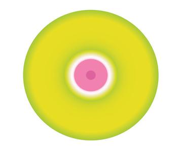 Pink Center Circle