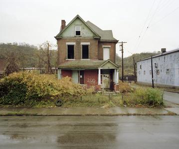 Abandoned, Talbot Ave., Braddock, Pennsylvania