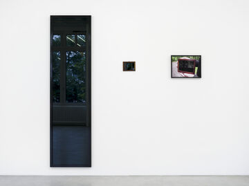 Glasshouse Göppingen michał budny the glass house galerie nordenhake artsy
