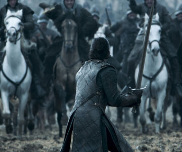 Game of Thrones: Battle of the Bastards 3