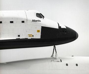 Atlantis - Arrival Kennedy Space Center 1