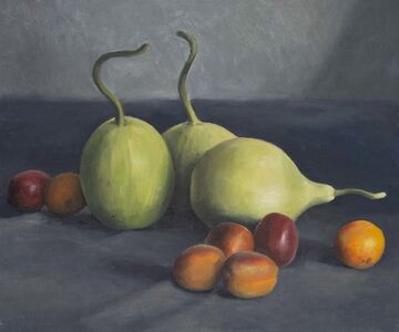 Gourds and Apricots