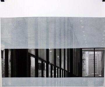 Mies Drawing Window Grey