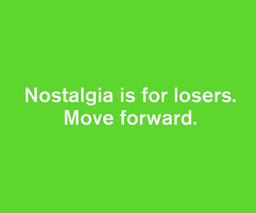 The Thoughts in My Head #21: Nostalgia