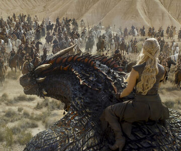 Game of Thrones: Daenerys and the Dothraki