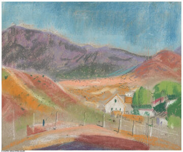 Untitled (Farm in the Valley)