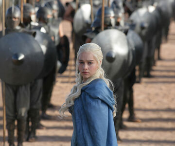 Game of Thrones: Daenerys & The Unsullied