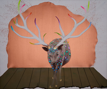Deer of Nine Colors 6