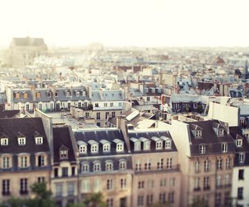 Rooftop Fantasy