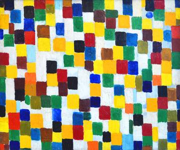 Pre-Mosaic Squares #1