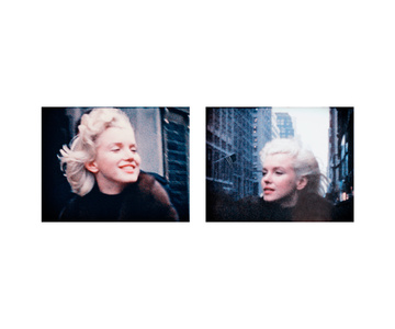 Marilyn Monroe-NewYork City (Candid Movie)