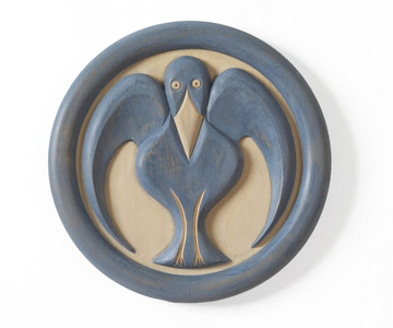 Bluebird Plaque