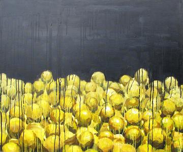 Yellow Bold Heads