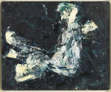 Al Held in Paris: 1952-1953
