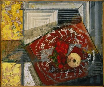 Still Life with Doily