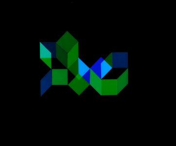 Unfolded hypercubes #04