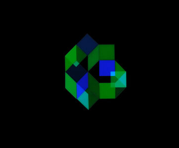 Unfolded hypercubes #01