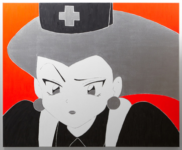 Nurse Painting