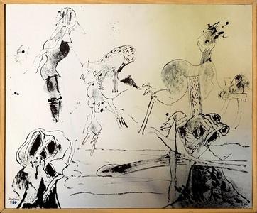 Paisaje dibujo