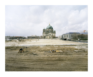 Palast der Republik - Südseite