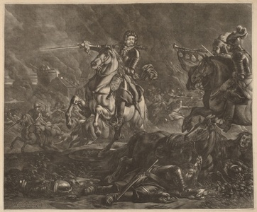 A General on Horseback (Charles of Lorraine)
