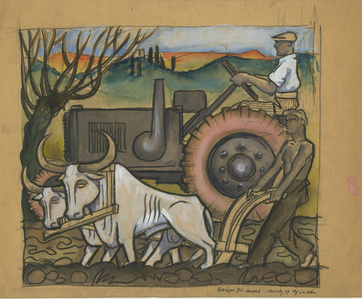 Design for Agriculture Mural
