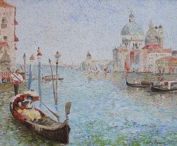 Denise, Sarah et Philippe en Vacances  à Venise