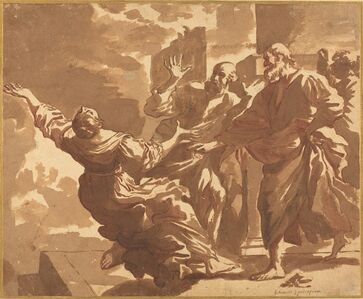 The Death of Sapphira