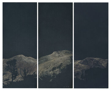The Realm of the Heart No.41 (triptych)