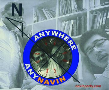 Navin meets Navin (in Singapore)