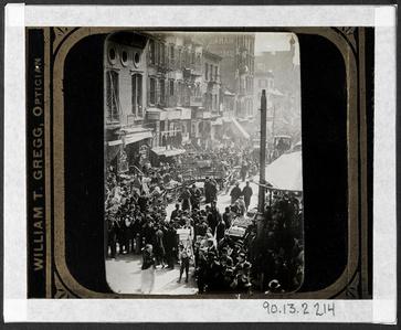[Lower East Side Street Scene]