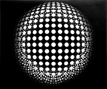 Dot Sphere #1 Black