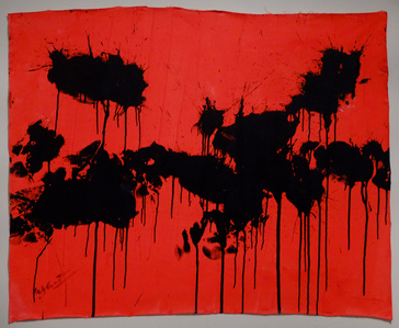 Black on Red - October 30, 2012