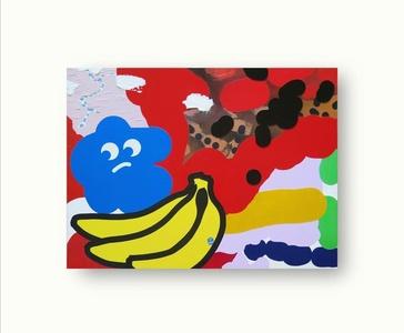 Patrick Heron, Updated With Bananas