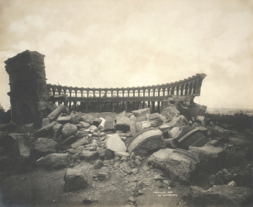 Observatory in Ruins, Golden Gate Park, San Francisco