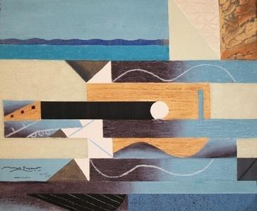 Hommage aux Cubistes: Juan Gris