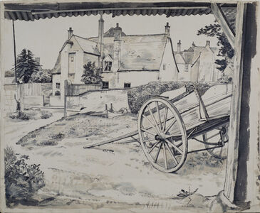 Cotswold House and Cart