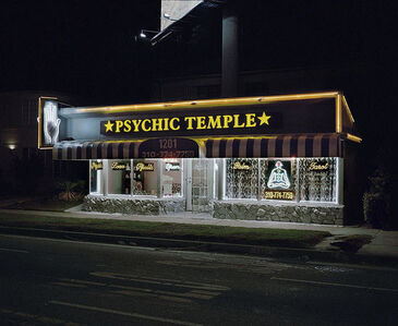 Psychic Temple